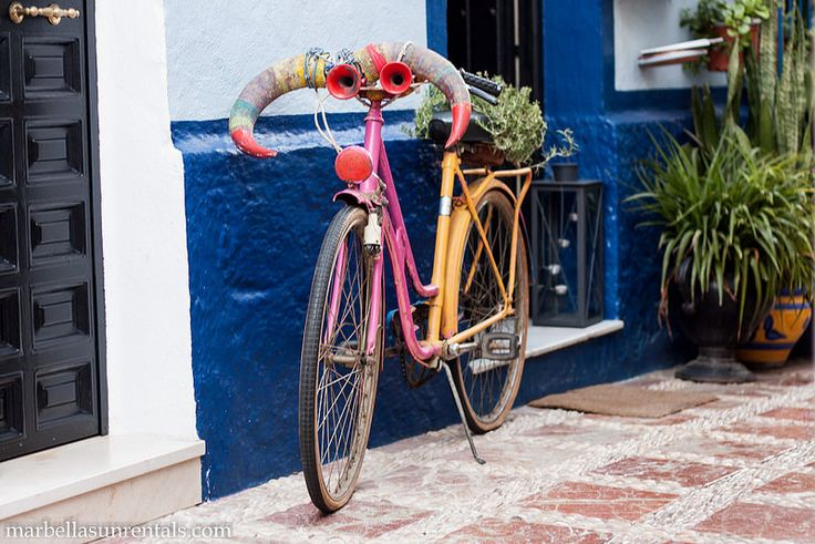 Bull bicycle
