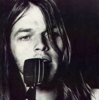 """""""I am a lover of all sorts of different music. I love blues and every piece of music that I have listened to has become an influence."""" David Gilmour"""