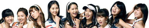 Bandas coreanas que você não pode deixar de conhecer - Girl's Generation