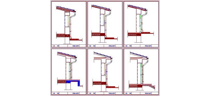 Dwg Adı : Yapı sistem kesitleri  İndirme Linki : http://www.dwgindir.com/puanli/puanli-2-boyutlu-dwgler/puanli-detaylar/yapi-sistem-kesitleri.html
