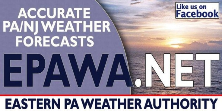 Eastern PA Weather AuthorityPa Weather, Midatl Weather, Mid Atlantic Weather, Boatad2 Weather, Weather Author