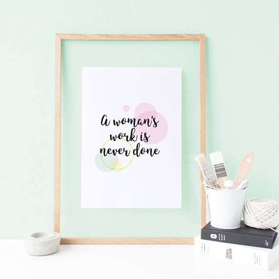 "This inspirational quote poster, can be framed in order to beautify your home. The ""My Fresh Lemonade"" style, creates a colourful and minimal design, giving a fun spark to your place. Inspirational Quote Poster Motivational Poster Minimalist"