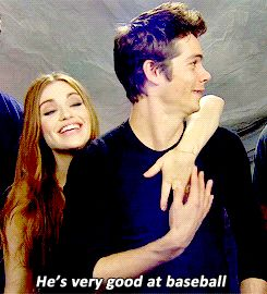 holland roden and dylan o'brien - Google Search