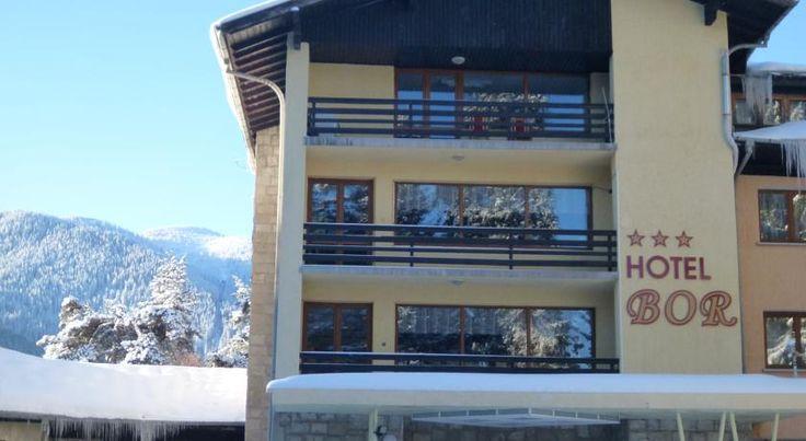 Hotel Bor Borovets