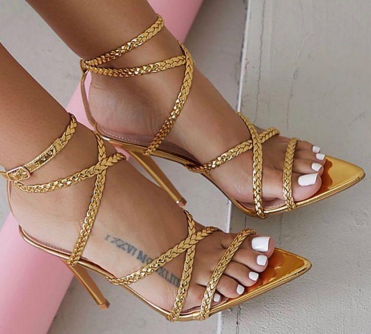 Pin by Becky Sloan on Heels   Stiletto heels, Heels, Shoes