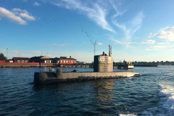 Danish Submarine Inventor Says He Buried Swedish Journalist at Sea