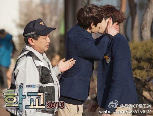 Korean Drama School 2013 Ep 11 Alba 16 Inch Hd Ready Lcd Tv Dvd Combi