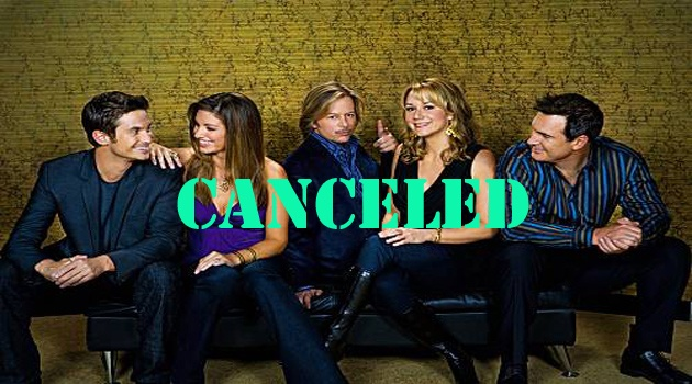 Many shows started the day as series and ended it as canceled.