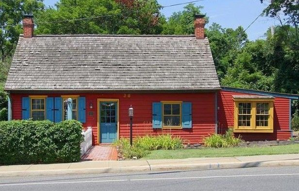 Primary Colors For Outside Playhouse Ideas Pinterest