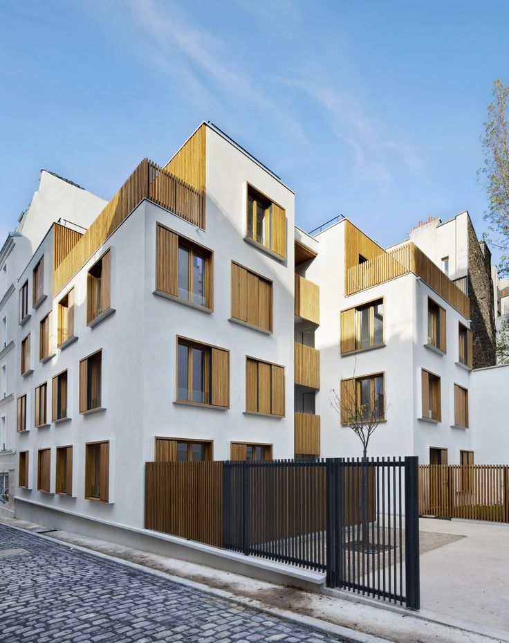 200 best images about housing multi family on pinterest for Multi family architecture
