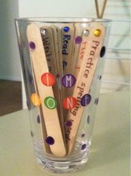 """Students pick a stick from the """"I'm Done"""" cup and work on an activity when they are finished with their work. Teachers can range the activities depending on the grade."""" data-componentType=""""MODAL_PIN"""