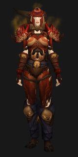 Gronnstalker's Armor - Transmog Set - World of Warcraft