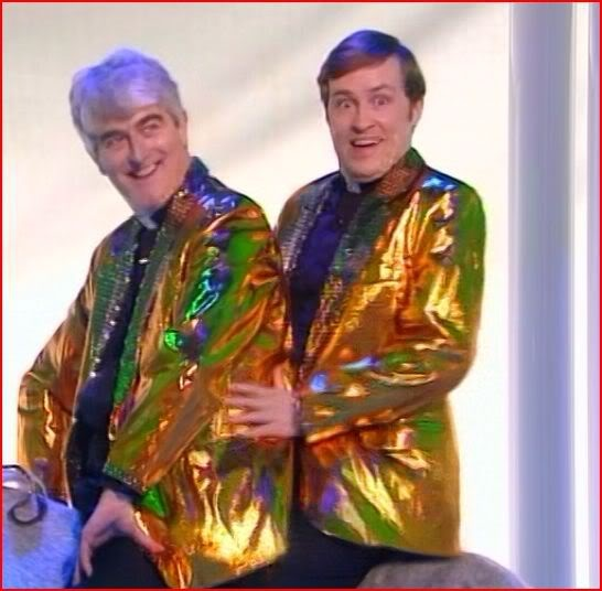 Father Ted and Doogle