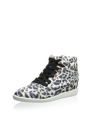 56% OFF Schutz Women's Dagny Wedge Sneaker (Natural)