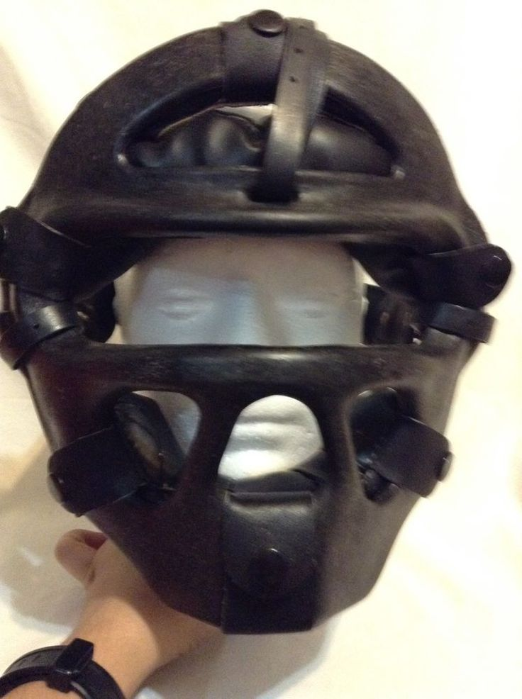 rawlings catcher umpire face protection mask gear baseball softball #Rawlings
