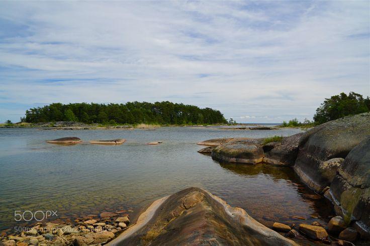 Schweden VI Djurö Nationalpark by Rohdiamant via http://ift.tt/2tdDObE