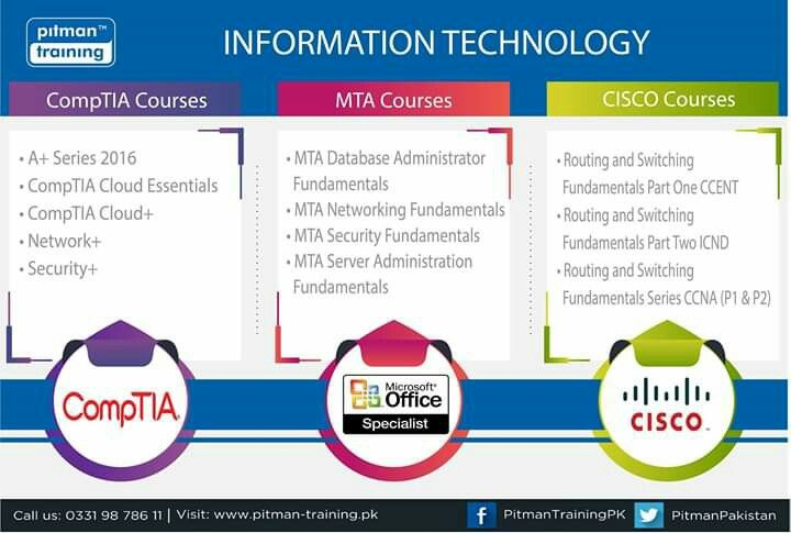 Information Technology Online Training Courses It Support Technician Information Technology