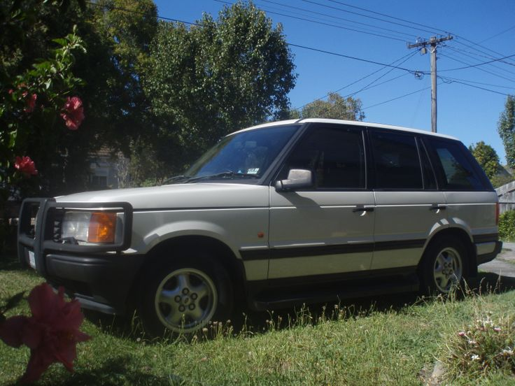 1998 Range Rover SE. A love hate relationship, I owned this money pit for too long.