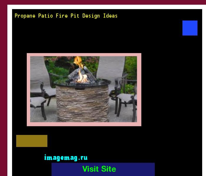 Propane Patio Fire Pit Design Ideas 174025 - The Best Image Search