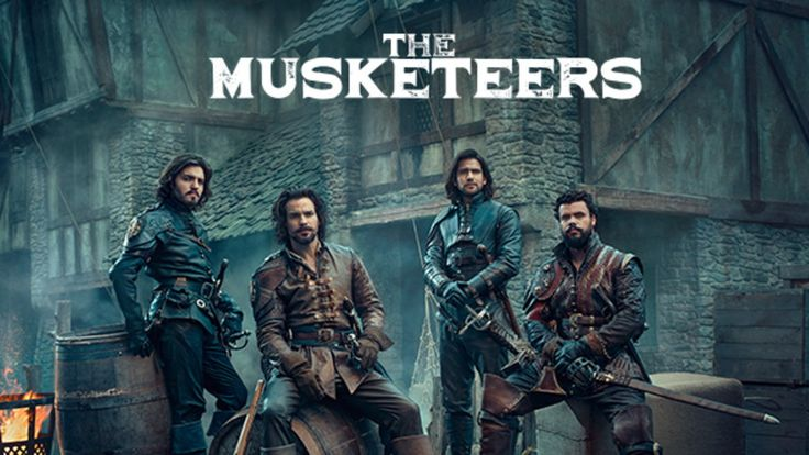 Watch The Musketeers Online at Hulu