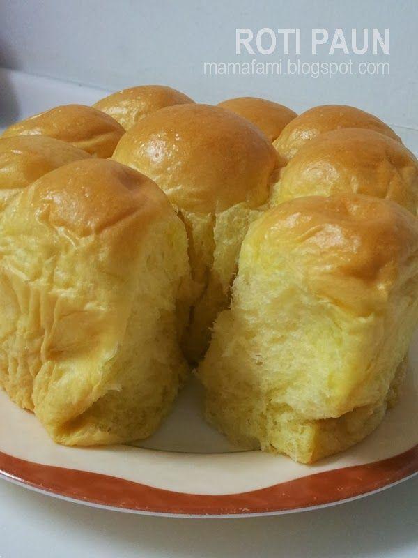 MamaFaMi's Spice n Splendour: Roti Paun Lembut - A KEEPER