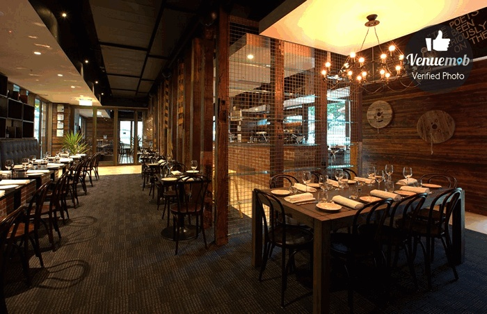 The Restaurant at Mr. Mason