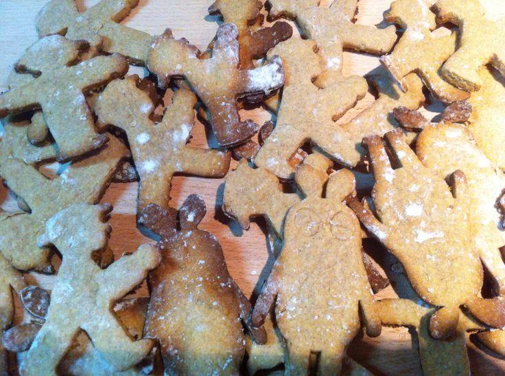 Dag 91: Geen kerstkoekjes, maar Duitse koekjes ;-) #100happydays