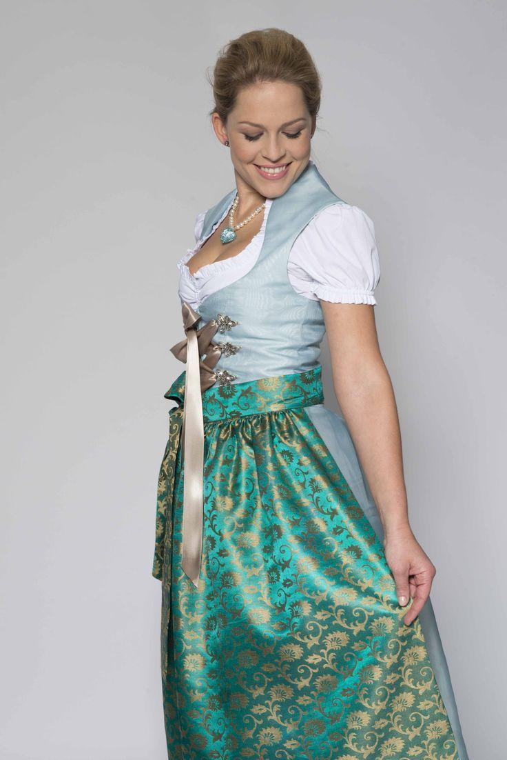 only the best silk becomes a Dirndl Liebe Dirndl. fall in love ! Dirndl Liebe - Brienner Straße 54 München