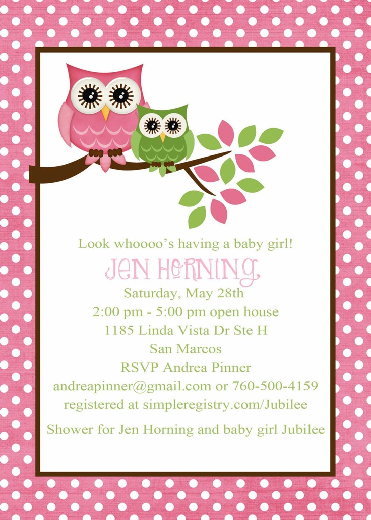 Baby shower invitations for adults part2