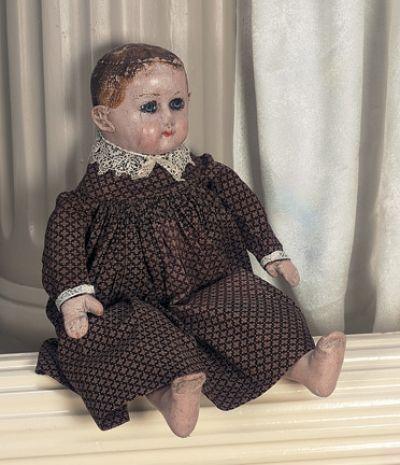 Best In Show: 96 American Cloth Alabama Baby by Ella Smith