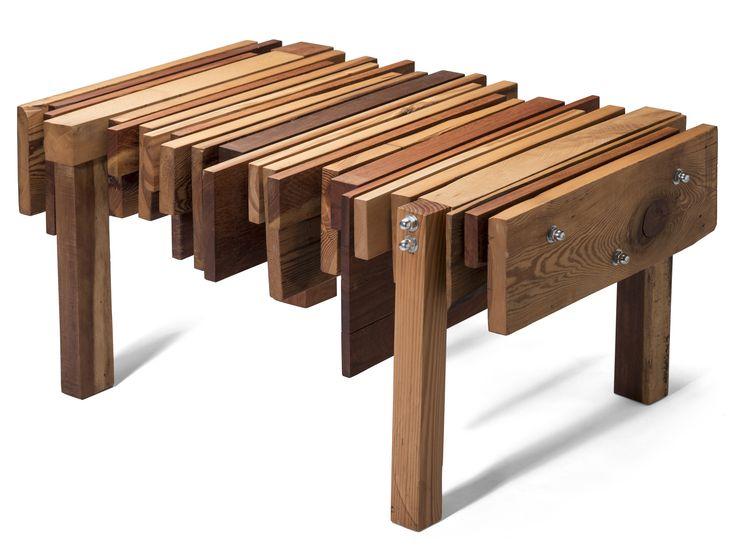Tisch Baumkuchen No 2 Design Orterfinder Beistelltisch Couchtisch Holz