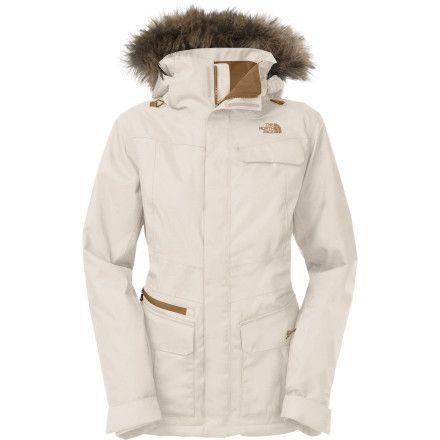 Northface womens winter jackets