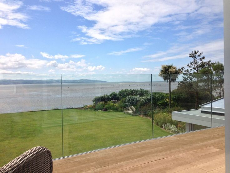 Feature Balcony View with Glass Balustrade