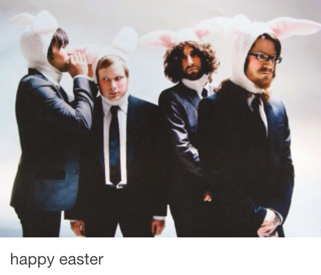 happy easter | pre-hiatus fall out boy