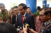 Jokowi dan 1000 Anak Yatimpiatu Bukber di Istana Bogor