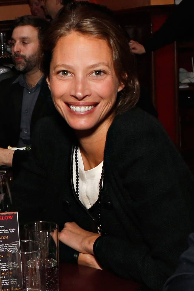 Christy Turlington's Anti-Aging Secret
