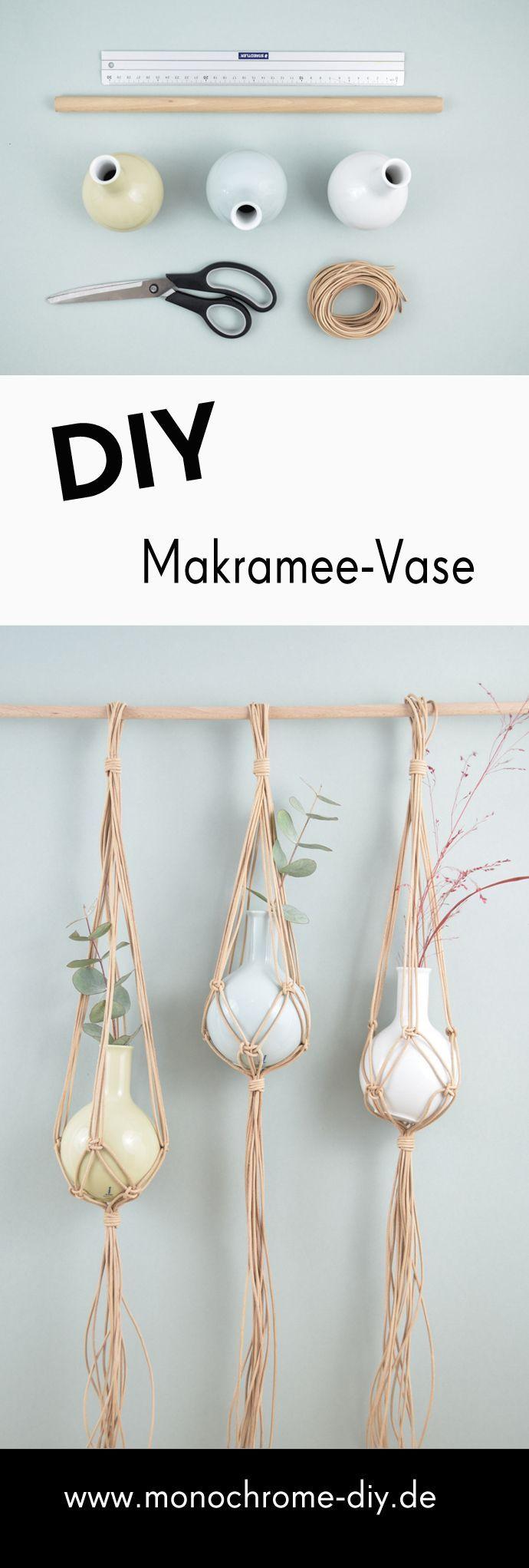 Mix & Match: Makrameevase mit KMP Berlin