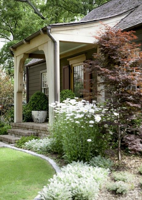 Charming Cottage Entrance | Content in a Cottage