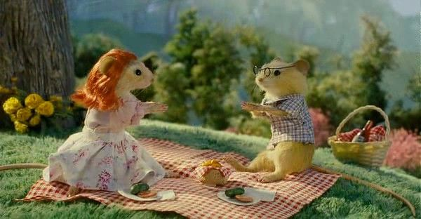 Dinner for Schmucks Mice Dioramas | ... of the steve carrell s films dinner for schmucks which is actually a