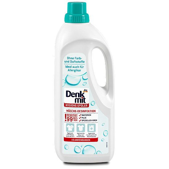 Denkmit Hygiene-Spüler Wäsche-Desinfektion, Hygiene- & Weichspüler im dm Online Shop kaufen.