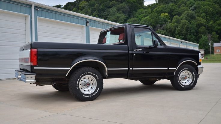 1993 Ford F150 Pickup S114 Des Moines 2012 In 2020 Ford F150