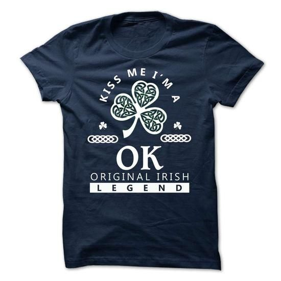 OK - Kiss Me Im Team - #boho tee #tshirt outfit. MORE ITEMS => https://www.sunfrog.com/Valentines/-OK--Kiss-Me-Im-Team.html?68278