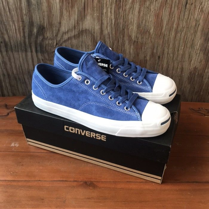Converse Jack Purcell Blue in 2020