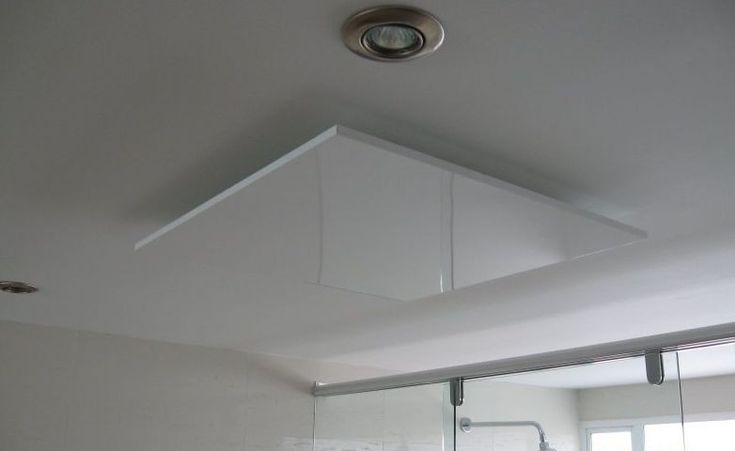Infrared Heating Panels, Infrared Bathroom Ceiling Heaters