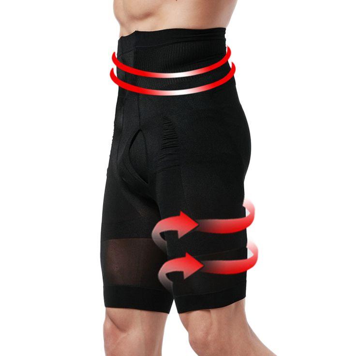Trainer Men Bodysuit Compression Body Shaper Underwear Slim #jewelry, #women, #men, #hats, #watches, #belts