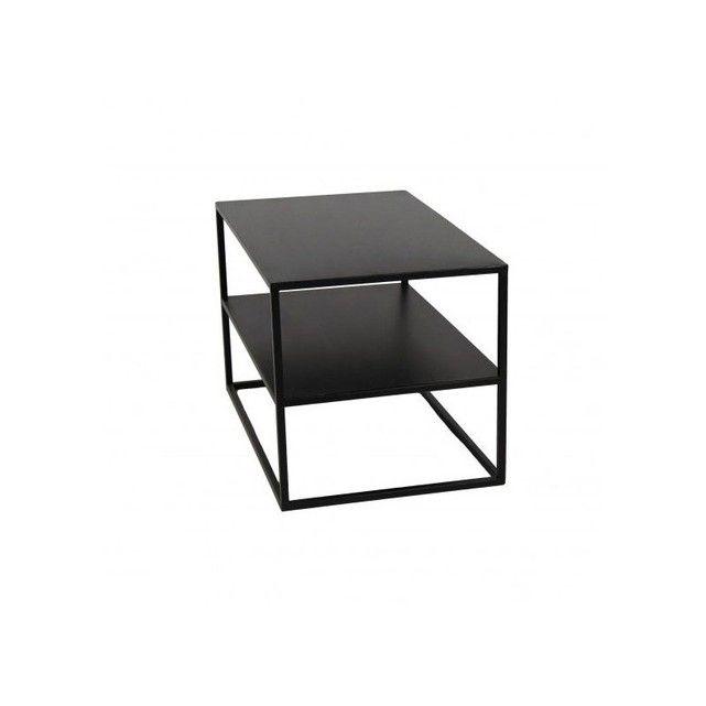 Table Basse En Metal Zen 40 Cm Table Basse Table Basse Verre Et