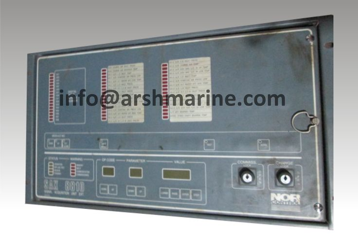 Nor Control Signal Acquisition Unit SAX 8810