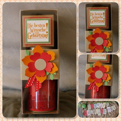 #punchitup   Sigrids kreative ART: Zierblüte    #punchitup #stampinup