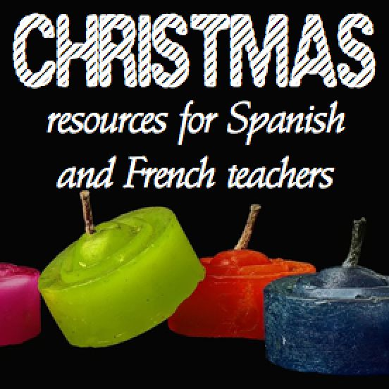 Time for the obligatory Christmas post! I have found plenty of new activities that you can consider adding to your lessons about traditions in Spanish speaking countries (and even a couplefor Fran…
