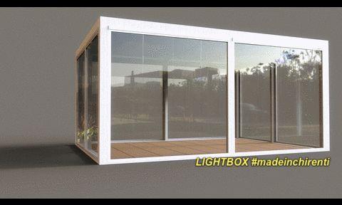 Il LIGHTBOX che si adatta alla tua esigenza....#chirenti
